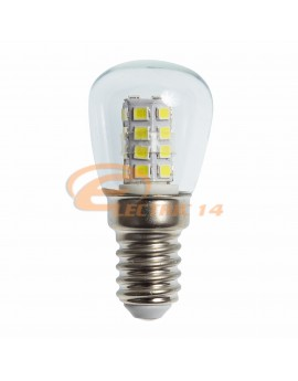 BEC LED E14 2,5W LUMINA RECE