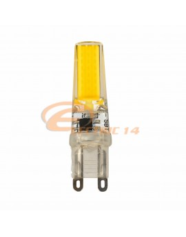 Bec led G9 220v 3w COB Lumina Calda
