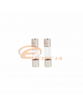 SIGURANTA STICLA RAPIDA 5x20-0,5A / 250V (SET 100 BUCATI)