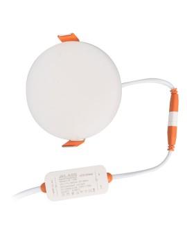 SPOT LED 10W ROTUND INGROPAT (FARA RAMA) LUMINA NEUTRA  SPOTURI LED