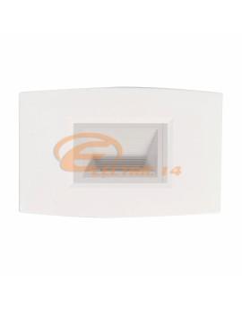 SPOT LED 2W SCARA/HOL ALB EXTERIOR IP67 LUMINA NEUTRA SPOTURI LED