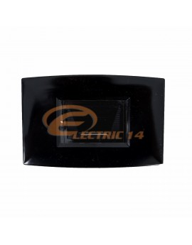 SPOT LED 2W SCARA/HOL NEGRU EXTERIOR IP67 LUMINA NEUTRA SPOTURI LED