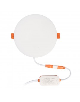 SPOT LED 18W ROTUND INGROPAT (FARA RAMA) LUMINA NEUTRA SPOTURI LED