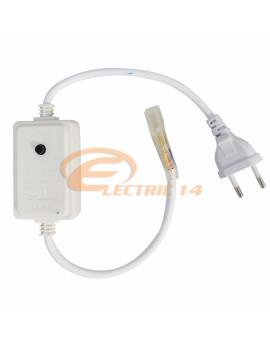 CONTROLLER BANDA LED 220V 5050 DUBLA SMD 12W/ML LUPA RGB BANDA LED