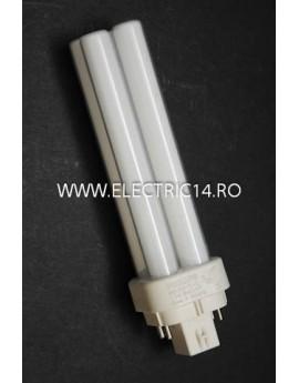 Tub Neon PLC G24 13w/840-4 pini Philips