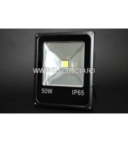 Proiector Led 50w Slim Lumina Calda