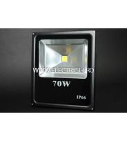 Proiector Led 70w Slim Lumina Rece
