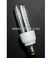 Bec Led E27 9w 3U lumina calda