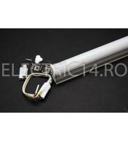 Tub Led T5+Suport 86cm 14w Mat Lumina Rece