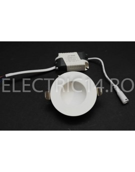 Spot Led 5w  Rotund Lumina Indirecta Lumina Rece SPOTURI LED