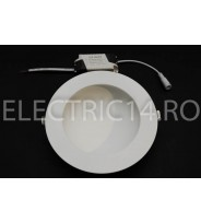 Spot Led 20w Rotund Lumina Indirecta 6400K