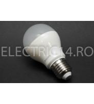 Bec Led E27 9w A60  Lumina Calda  Philips