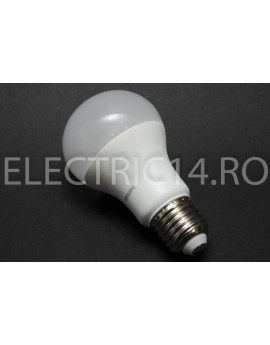Bec Led E27 10.5w A60  Lumina Calda  Philips