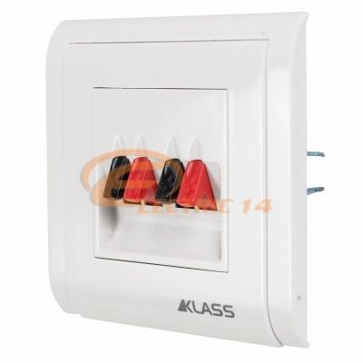 Priza Ingropata Sistem Audio J-KLASS