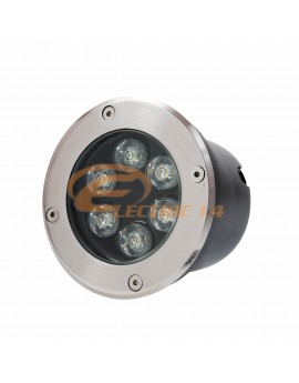 SPOT LED PAVAJ 5W 120MM LUMINA NEUTRA IP65 (INT.95MM)