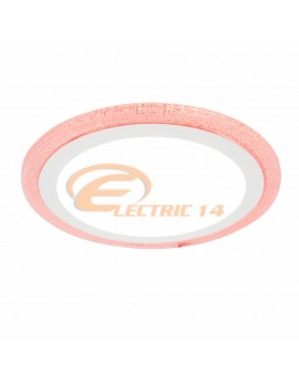 SPOT LED 18W+6W SLIM LUMINA RECE+ROSU ROTUND SPOTURI LED