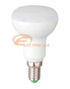 Bec Led E14 6w R50 SMD Lumina Rece Total Green