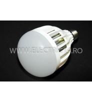 Bec Led E27 24w Aluminiu 5730 SMD Lumina Rece