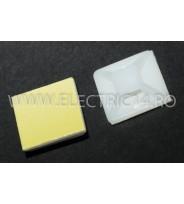 Suport Adeziv Pentru Colier 20X20mm 100 buc / set