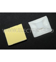 Suport Adeziv Pentru Colier 30X30mm 100 buc / set