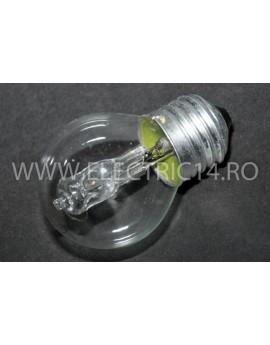 Bec Eco Clasic Halogen E27 Sferic 28W Set 10 bucati