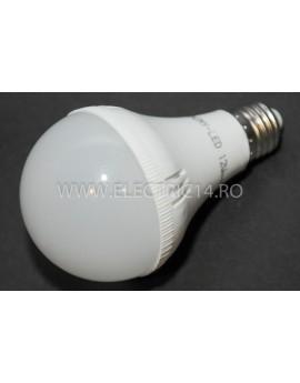 Bec led E27 12w SMD A80 Lumina rece Economy
