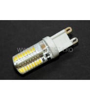Bec led G9 3w SMD Lumina Calda