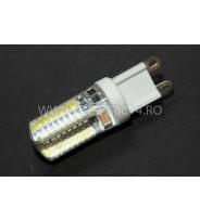 Bec led G9 3w SMD Lumina Rece