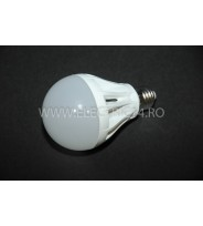 Bec Led E27 12w Cular Ventilatie SMD Lumina Rece