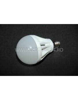 Bec Led E27 12w Cular Ventilatie SMD Lumina Calda