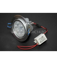 Spot Led Power 5W  Lumina Calda
