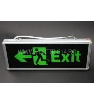Lampa  Exit Acumulator 2 Fete Sageata Stanga/Dreapta