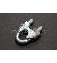 Bride Cablu Tractiune Otel 8mm Set-30bucati