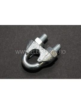 Bride Cablu Tractiune Otel 8mm Set-30bucati CLEME - COLIERE - DIBLURI