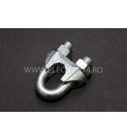 Bride Cablu Tractiune Otel 10mm Set-20bucati