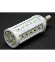 Bec Led E14 7w SMD 5730 Lumina Calda