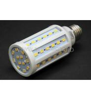 Bec Led E27 12W SMD 5730 Lumina Calda