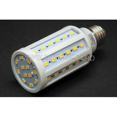 Bec Led E27 12W SMD 5730 Lumina Rece