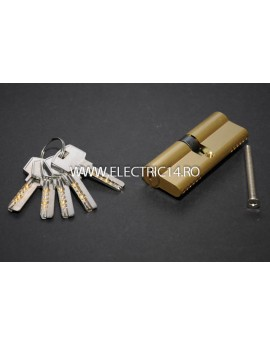 Cilindru Amprenta 6 pini alama 40x40   5 chei