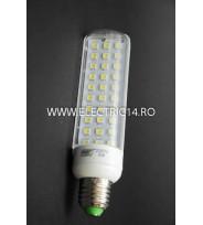 Bec Led E27 5w SMD 5730 Tip Pl Lumina Calda