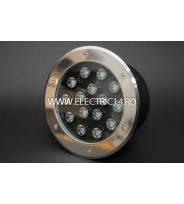 Spot Led Pavaj 15w 200mm Lumina Rece IP65 LH-D 1501 (int.182mm)