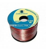 Cablu Silicon 2x1 Rola 100ml