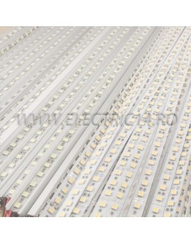 Bagheta Rigida 5050-72 led/ml Lumina Rece BAGHETE-MODULE LED