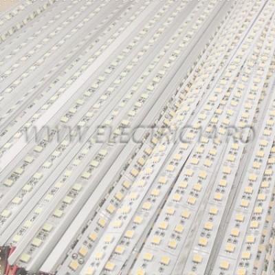 Bagheta Rigida 5050-72 led/ml Lumina Rece