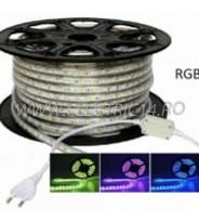 Banda led 5050 220V LUMINA RGB
