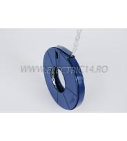Banda Metalica perforata 12x0.6 mm 10 ml