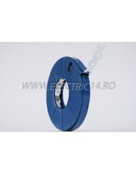 Banda Metalica perforata 17x0.7 mm 10 ml