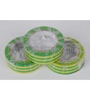 Banda izolatoare Klass 10 ml verde-galben Set-10 bucati
