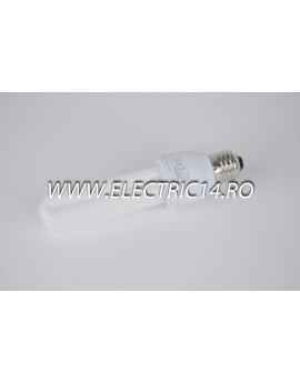 Bec economic E27 14w 2U lumina rece Philips