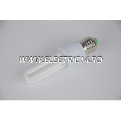 Bec economic E27 9w 2001 lumina rece TG
